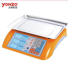 40kg 10g counter scale with tactile keypad