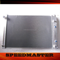 3 rows aluminum radiator core suppliers for BLAZER, JIMMY 81-91