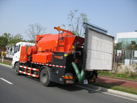 Freetech PM390 Hot-in-Place Recycling Asphalt Road Maintenance Machine