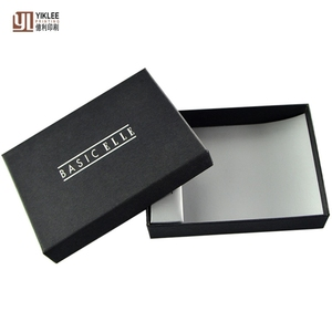 Fashion design durable cheap shoe cloth packaging small cardboard box