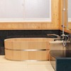 Japanese Wooden bathtub, traditional style KB-1100, Distributors wanted