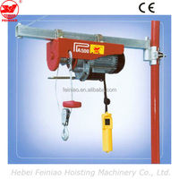 PA500 small electric hoist,micro electric hoist