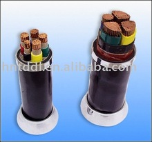 Low voltage overhead XLPE Insulated Power Cable