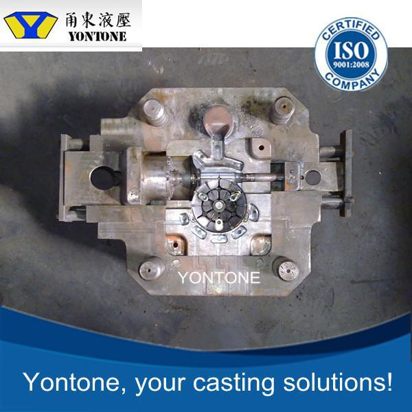 Free Design Service ISO Verified Company Top Quality Alum Die Casting Moulds