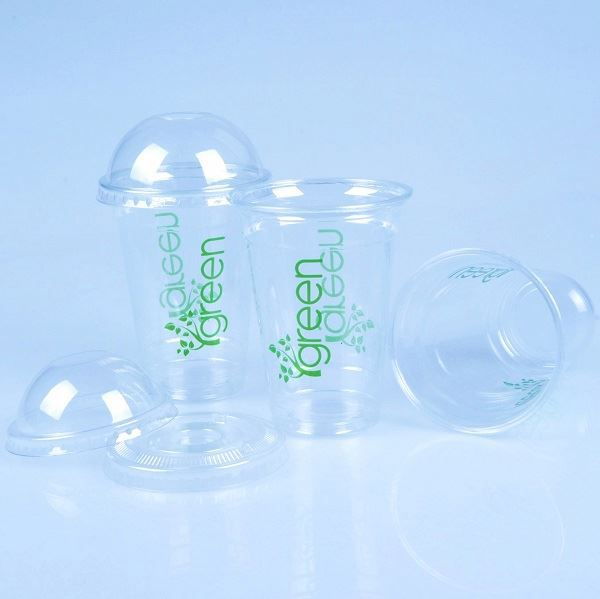 coffee plastic cup / disposable clear plastic bowls / plastic coffee cup lids with high quality