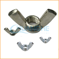 Chinese manufacturers supply high quality and low price steel pressed wing nuts