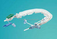 adult /Infant/ children Closed Suction Catheter types