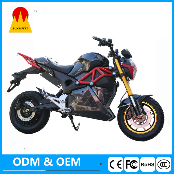 Racing motorcycle electric electric bike 3000 w with high quality best price