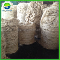 raw flax fiber made for natural products