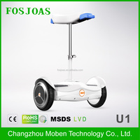 NEWEST AIRWHEEL !!!Fosjoas U1balance scooter 16 inch wheels electric scooter with seat for adults with App