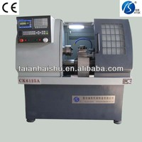 CK6125A Accuracy mini cnc lathe with discount