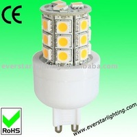 3.8W 380lm g9 halogen lamp