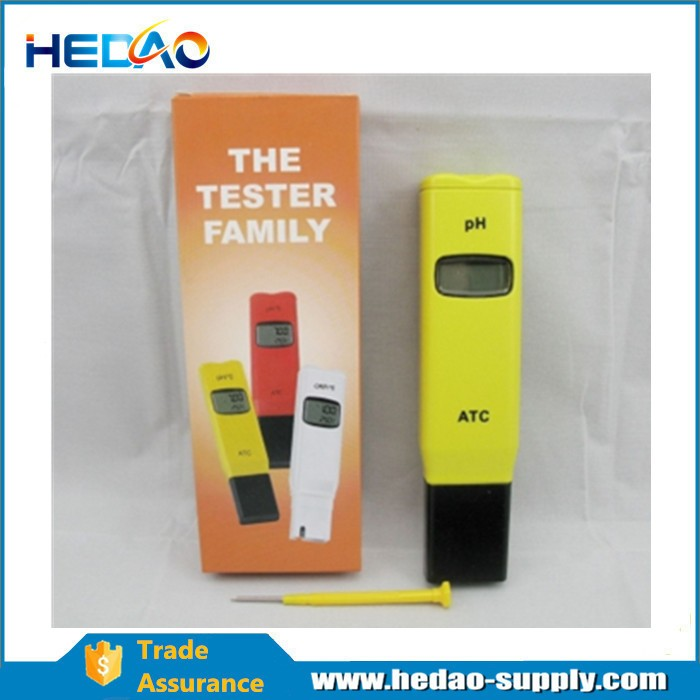 Portable High Accuracy Of PH Meter With High Quality