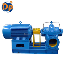 Double suction water pump motor function