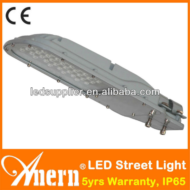 3 years warranty 60w aluminum led street light part