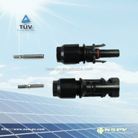 mc4 photovoltaic connector, dongguan pvc solar accessories