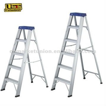 folding aluminum multifunctional ladders