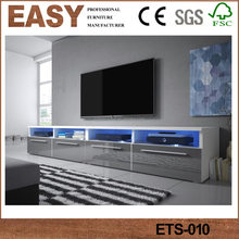 high quality modern led tv stand wood furniture design