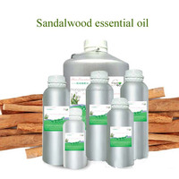 100% Natural Pure Sandalwood Essential Oil for Aromatherapy Uses