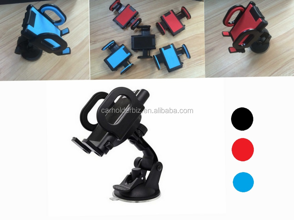 New Universal Windshield Suction Cup Car Phone Mount Holder , Car Accessories , Auto Parts