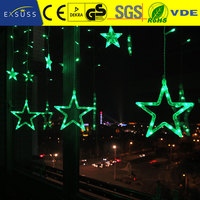 Custom Wholesale Led Christmas String Light dmx icicle meteor light