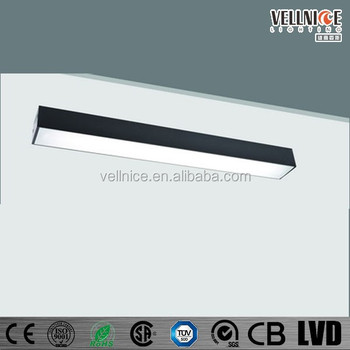 Surface Mounted T5 T16 Tube Fluorescent Lighting Fixture