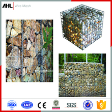 Welded Gabion Wire Mesh Box Stainless Steel Gabion Basket Ball for Wall Construction