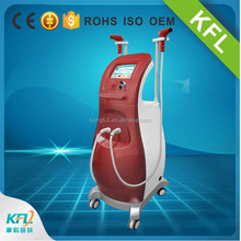 new products 2016 super best-selling standing face lifting skin tightening machine