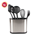 Cooking Tools Stainless Steel Cookware Cutlery draining Kitchen Utensil Holder