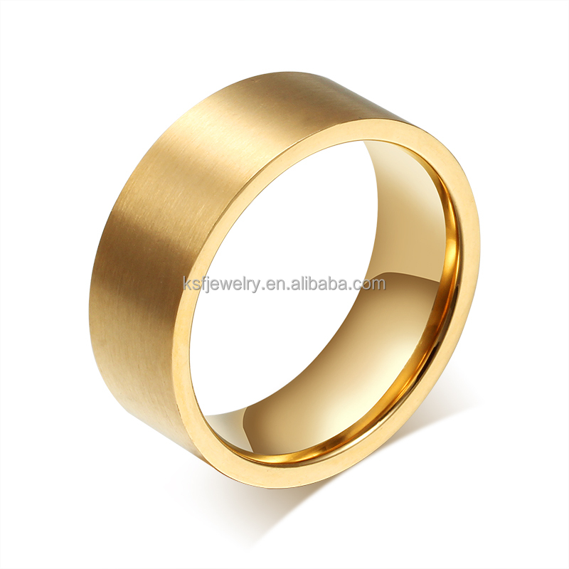 new design rings simple gold finger ring design 2015 china