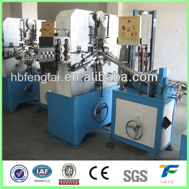 high speed/precision cloth hanger hook making machine manufacturer