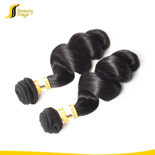 Grade 6A wholesale cheap hair extension packaging