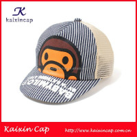 lovely 100% cotton baby/ children cartoon baseball cap