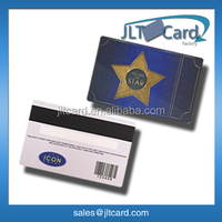 125Khz PVC RFID Magnetic Access Control Card With TK4100