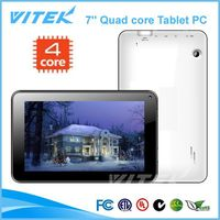 New Products 2014 Optional BT A31S Quad Core 7 Inch Smart Android Tablet PC