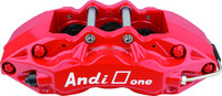 6 Pot Aluminum Forged Road and Racing Brake Calipes for AD-9040