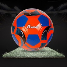 custom logo print size 4# soccer ball,machines stitched football