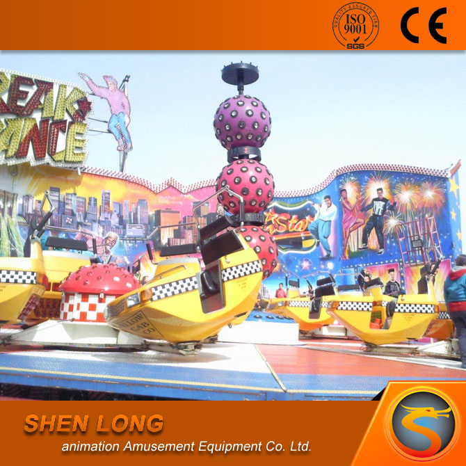 direct manufacturer on amusement park crazy dance rides