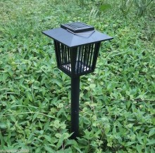 insect killer fluorescent lamp/Solar pest control/mosquito killer lamp