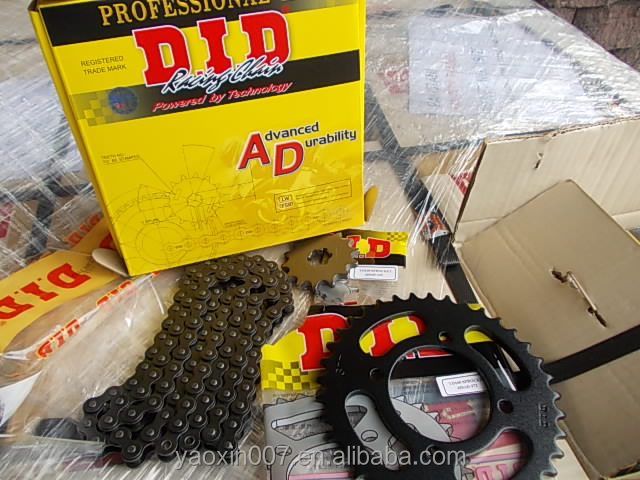 DID motorcycle chain&sprocket manufacturer,DID chain and sprocket kit industry chain