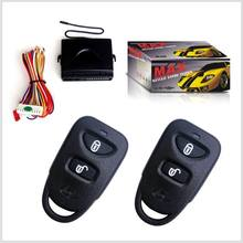 universal vehicle alarm system 12V Car Auto Passive Remote Central Locking system one way Keyless Entry System