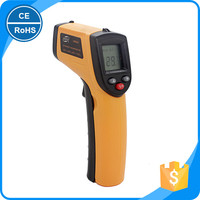 Digital Infrared Thermometer Professional Non-contact Temperature Tester IR Temperature Laser Gun Device Range -50 to 380C