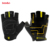 Best selling men half finger gel pad gloves for sports cycling & mountain bike