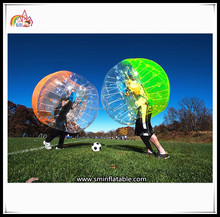 Popular Soccer Sport Inflatable Bubble Stress Ball Zorb Football Inflatable Bumper Ball For Kid And Adult