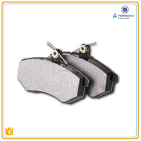 Hi-q brake pads with custom-made packing