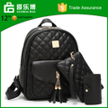 Yiwu Wholesale Large High Quality Camping Fashion Young New Design School Bag