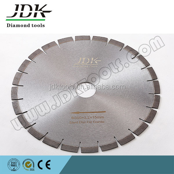 Pro 350mm diamond saw blade for marble and granite cutting