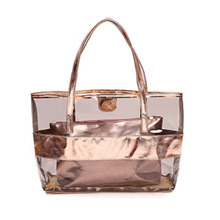 Wholesale Customized PVC Beach Bag Fashion Tote Bag