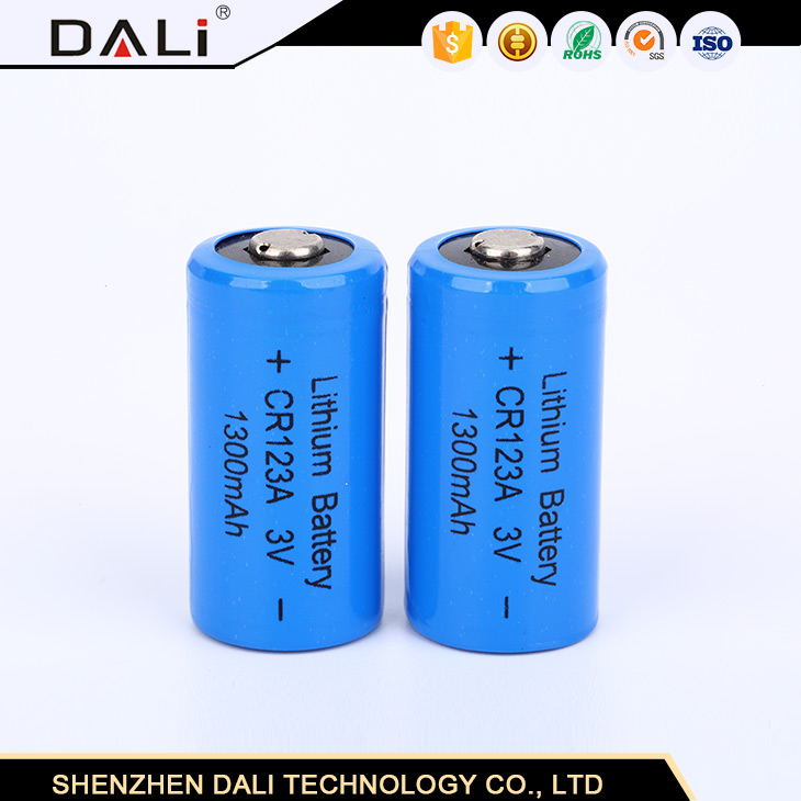 New promotion Welcom OEM alarm alkaline CR123A battery