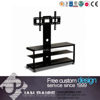 China supplier tv stand led tv stand with wheels OK-4230
